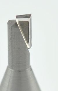 MKD Mikro Schaftfräser HT210Z1Z