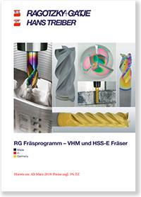 RG-Programm Katalog